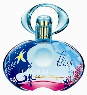 Dream fragrance - Salvatore Ferragamo Incanto Bliss.  Fell in love with it from the first whiff. #fragrances #designer