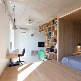Comment aménager un petit studio de moins de 50 mètres carrés