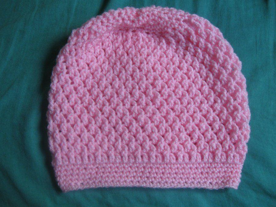 Squiggly Slouch Hat - Free Crochet Pattern | Hauben, Handschuhe ...