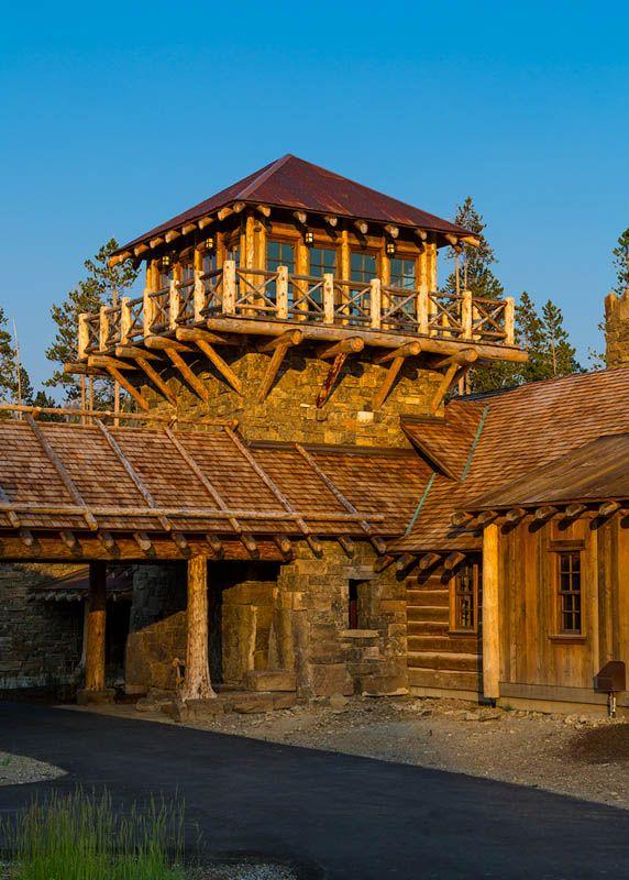 Big Log Cabin Homes
