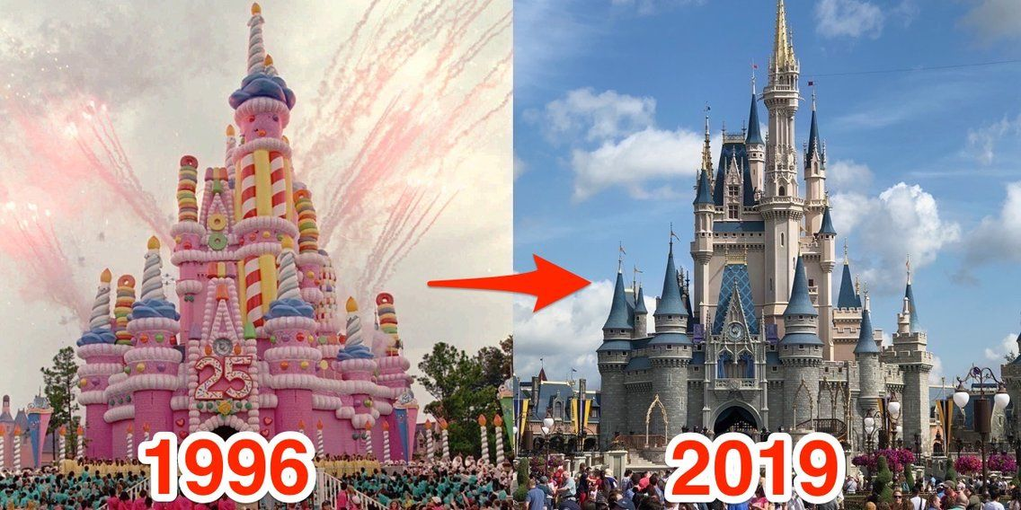31 photos of old Disney World attractions we wish would