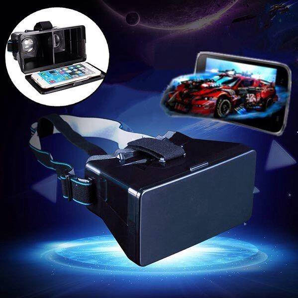 Google Cardboard Universal Virtual Reality 3D Video Briller For 3.55.6 Smarttelefoner Til Bare 199-  Brillene kjøper du hos mobilgreier.no  link i bio!  #mobilgreier #mobiltilbehør #vr #virtualreality #reality #virtual #nettbutikk #follow4follow #f4f #acsessories #ipad #iphone #samsung #smartphone by mobilgreier.no - Shop VR at VirtualRealityDen.com