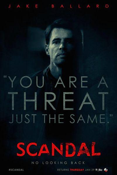 """""""Scandal"""" promo poster"""