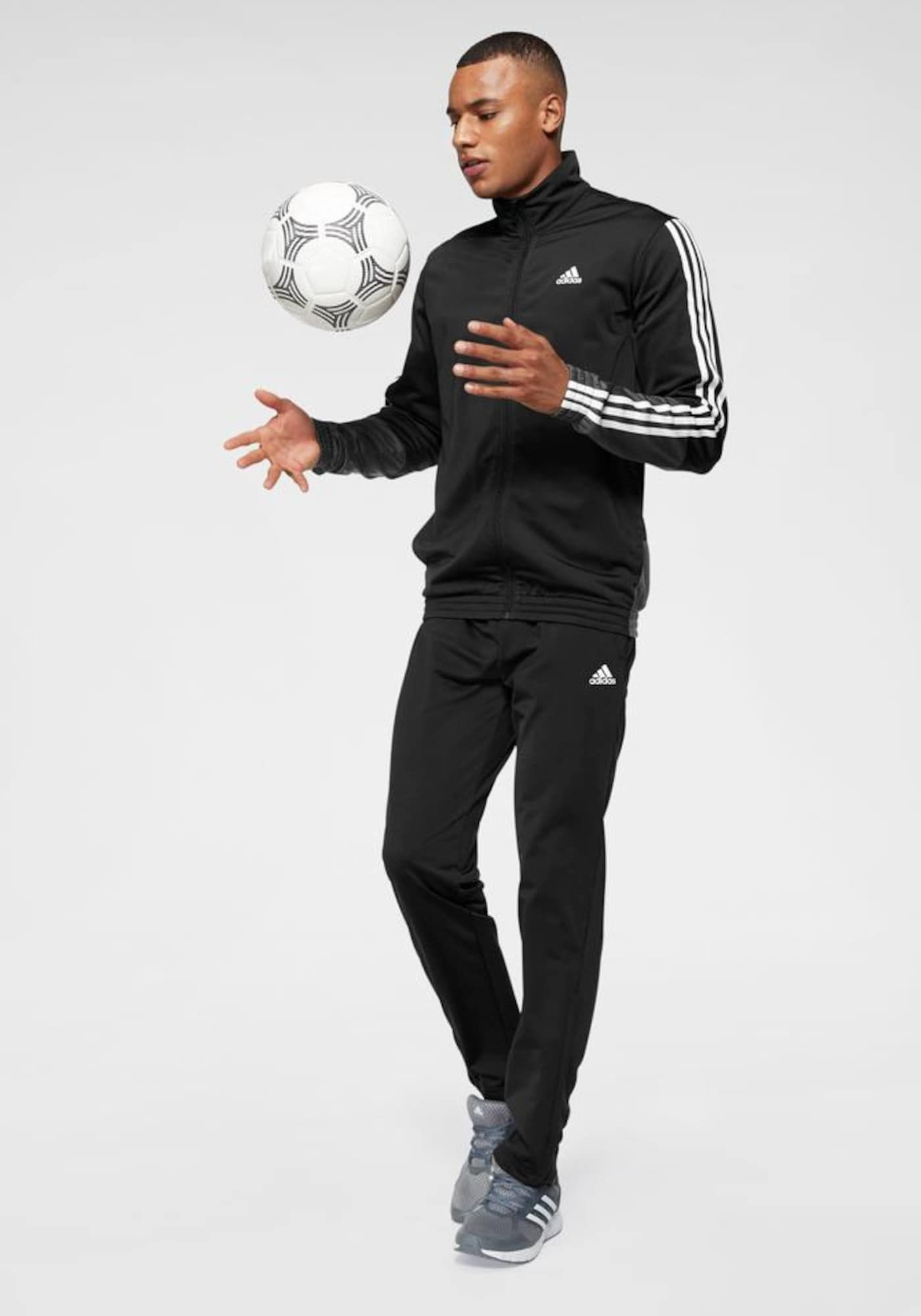 Pin by K M on man style   Adidas outfit, Adidas, Adidas jacket