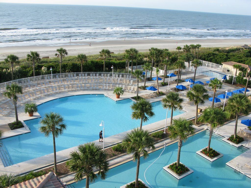 Myrtle Beach Marriott Resort Spa At Grande Dunes Sc Myrtle Beach Marriott Myrtle Beach Marriott Resorts