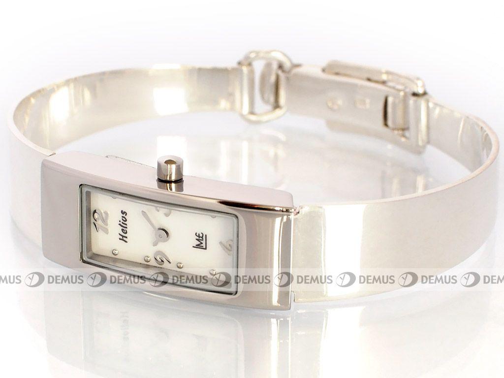Zegarek Srebrny Helios Prestige Hp24 Zegarki Prezent Komunia