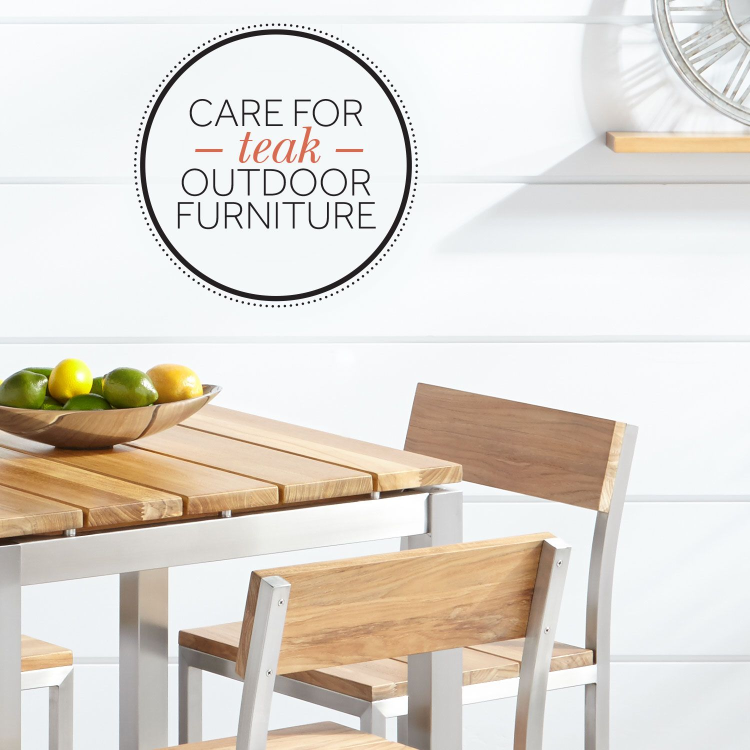 How To Care For Teak Outdoor Furniture Teak Outdoor Furniture Teak Outdoor Furniture