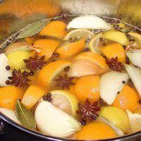 Cider & Citrus Turkey Brine with Herbs and Spices - Wicked Good Kitchen