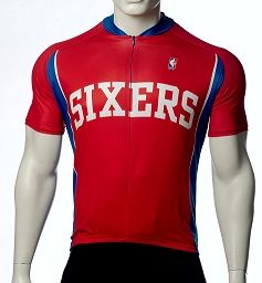 Philadelphia 76ers - cycling jerseys for 39.98! - 50% off - FREE Shipping - 2c3971c30