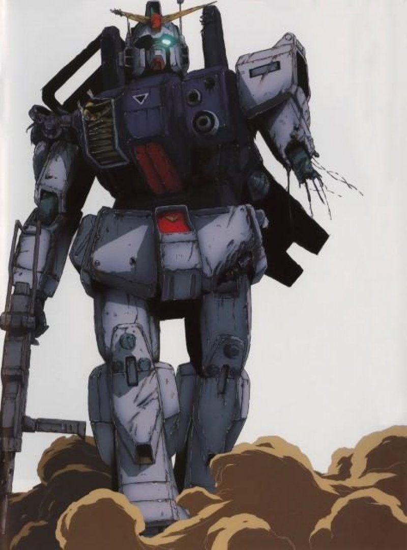 Buy New Mobile Suit Gundam 08th Ms Team 113411 Premium Anime Print Poster Gundam Art Gundam Wallpapers Anime Wallpaper