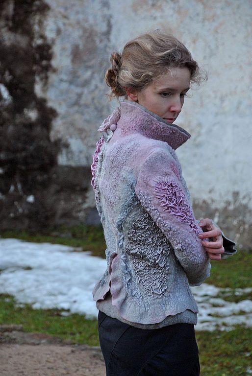 Ruční práce svrchní. Paradise-Pink Mist .... Svetlana Vronska (sea ... 76582c43b1