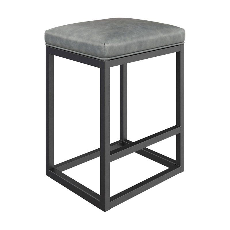 Nathan James Nelson 24 In Upholstered Counter Stool Counter