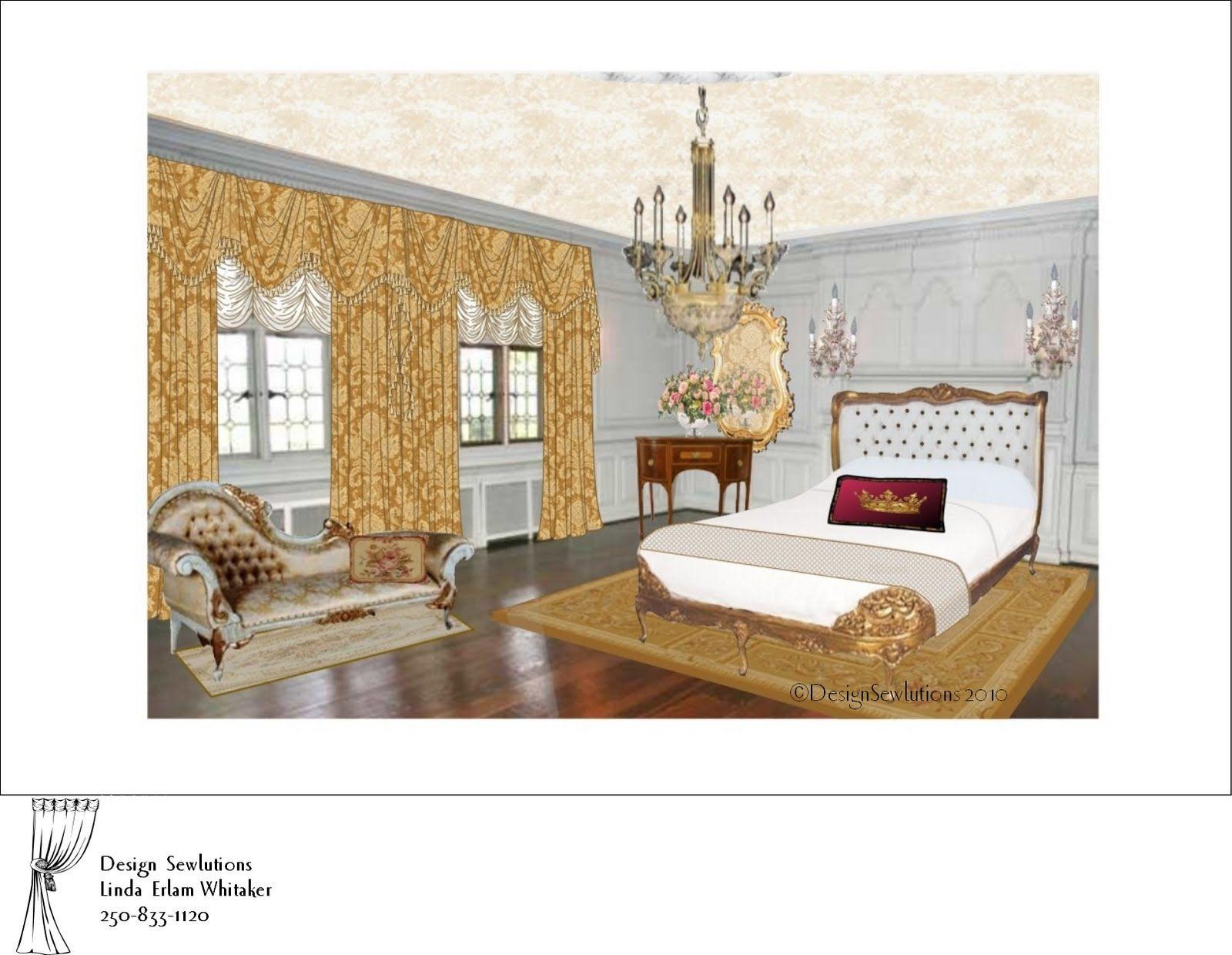 A Bit Of A Fantasy Bedroom Fantasy Bedroom Home Decor Furniture