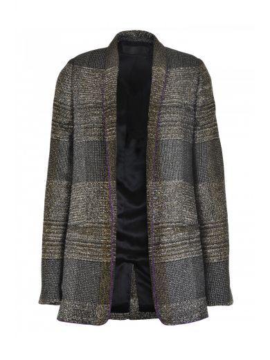 FAUSTO PUGLISI Fausto Puglisi Fabric Blazer. #faustopuglisi #cloth #coats-jackets