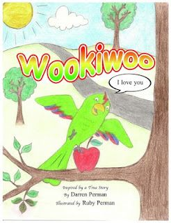 Read interview with Author Darren Perman and Wookiwoo Book review with Debasish Ray Mohapatra