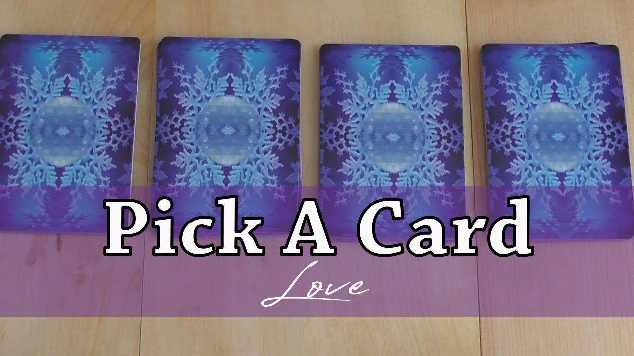 Love pick a card tarot reading what is blocking you