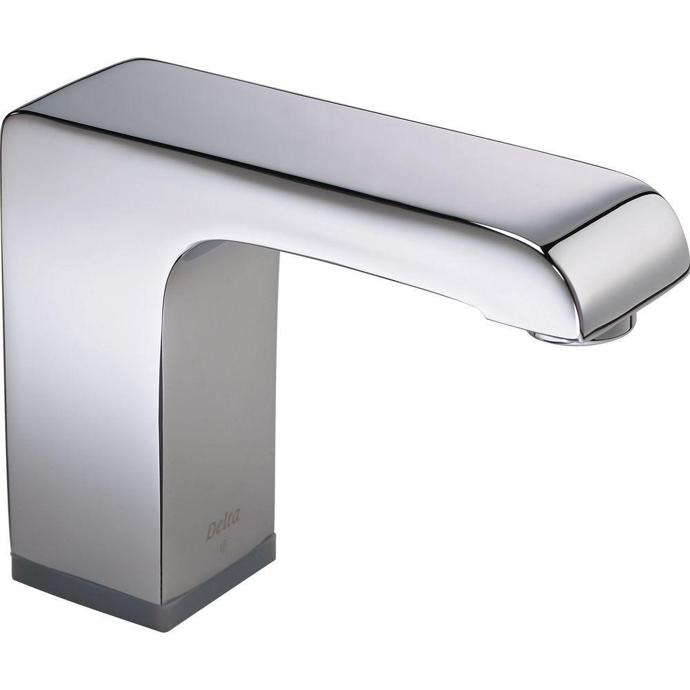 Single Hole Touchless Bathroom Faucet