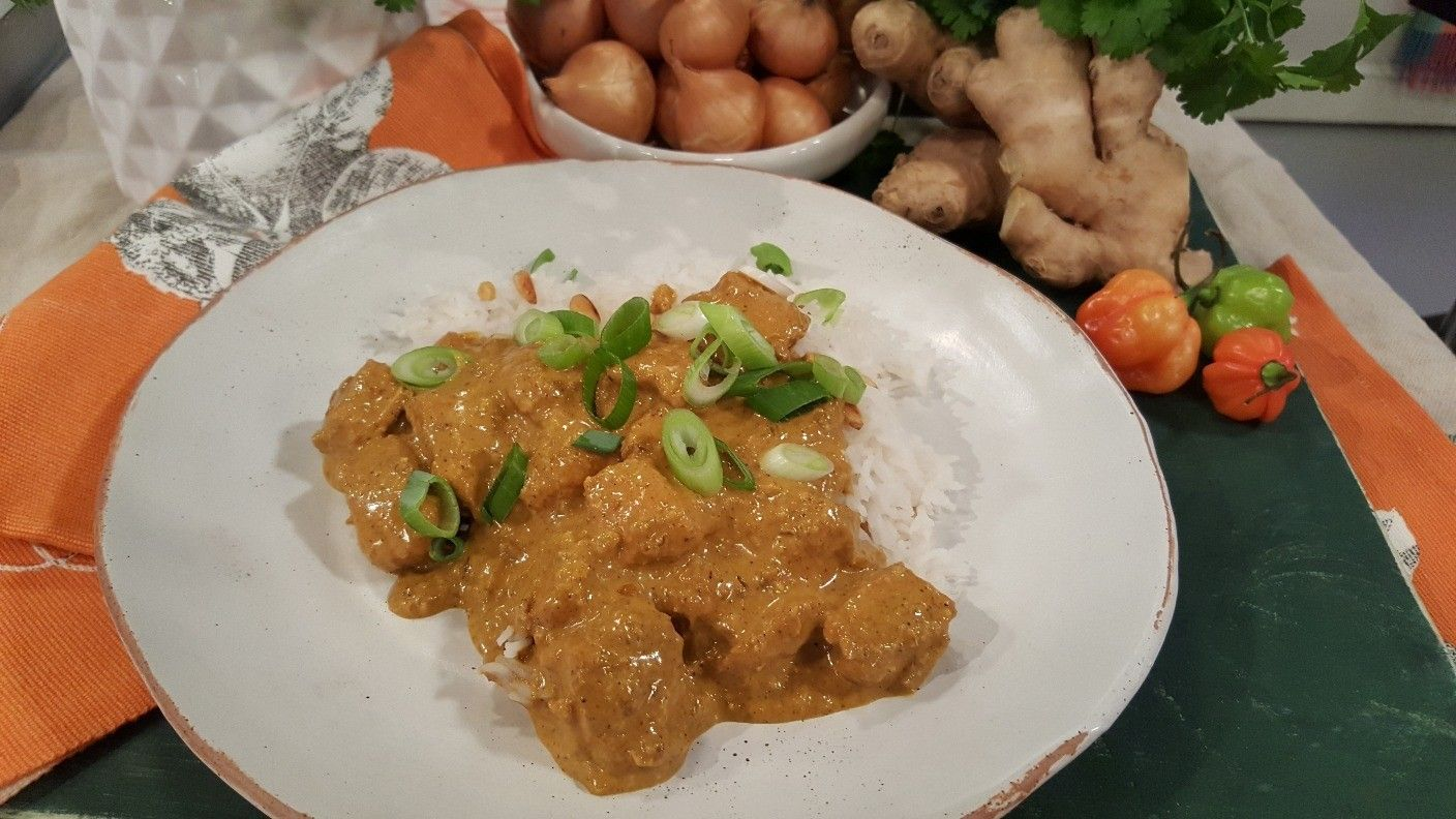 Nishas quick chicken korma korma curry and recipes nishas quick chicken korma forumfinder Gallery