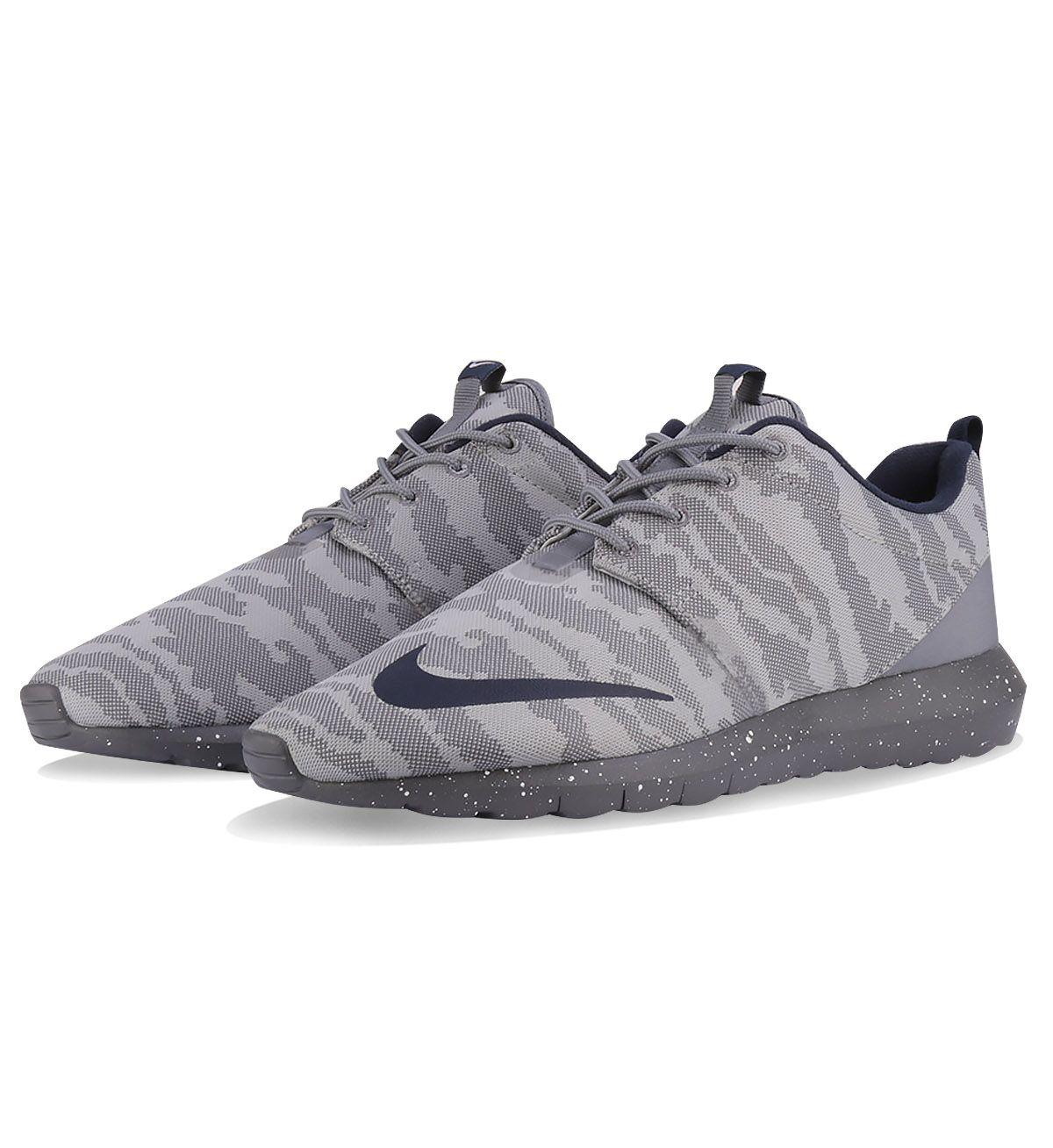 3465b524b48a Nike Roshe NM FB Flat Silver   Obsidian   Dark Grey - Nike The Nike Roshe