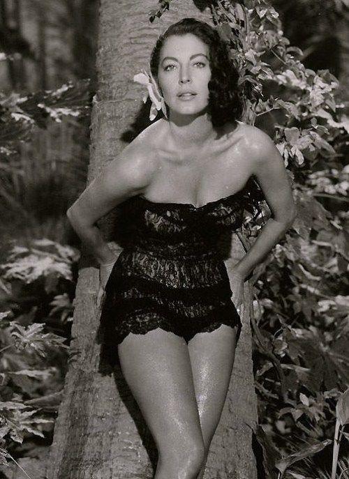 1957 - The Little Hut, Ava Gardner.