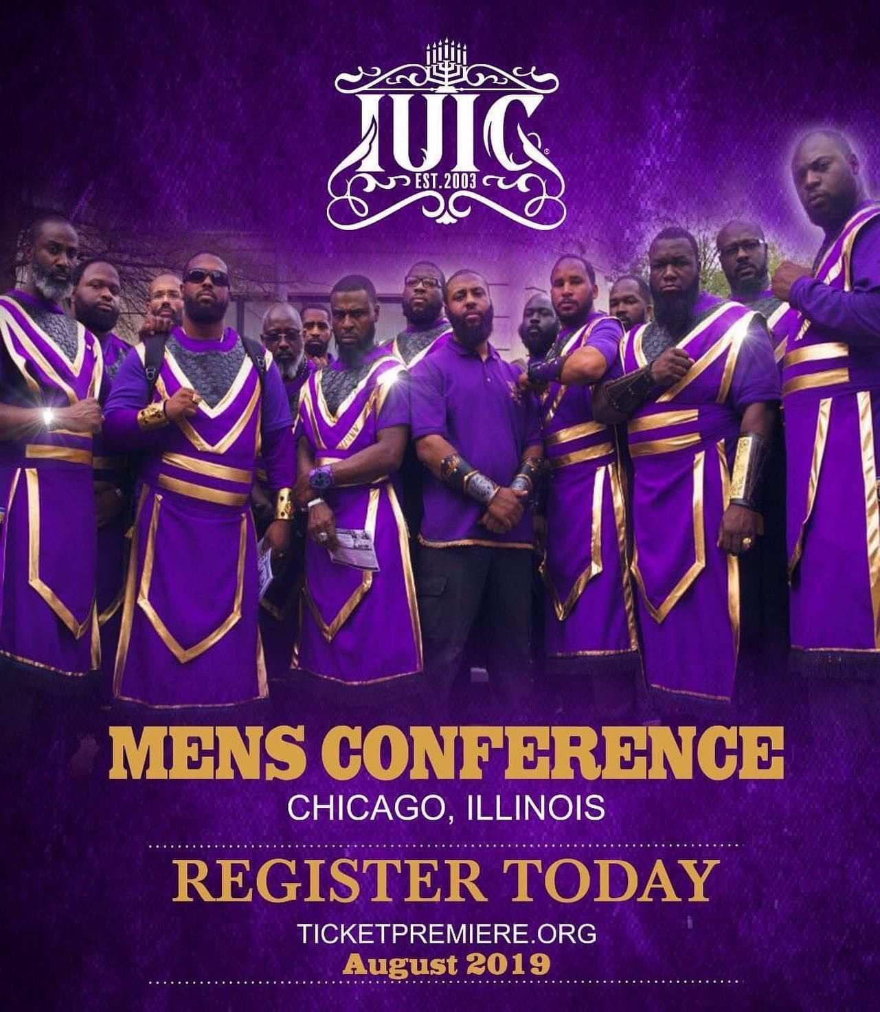 Register Today For Men S Confernce Ticketpremiere