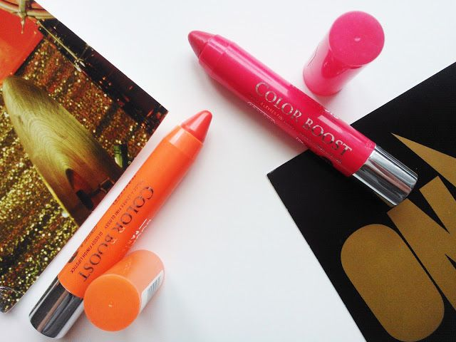neon mizzle: IN MY OPINION: Bourjois Colour Boost