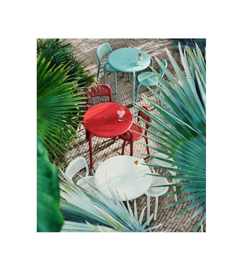 Table Bistreau Toni Fatboy En 2020 Table De Jardin Table Bistrot Revetement Exterieur