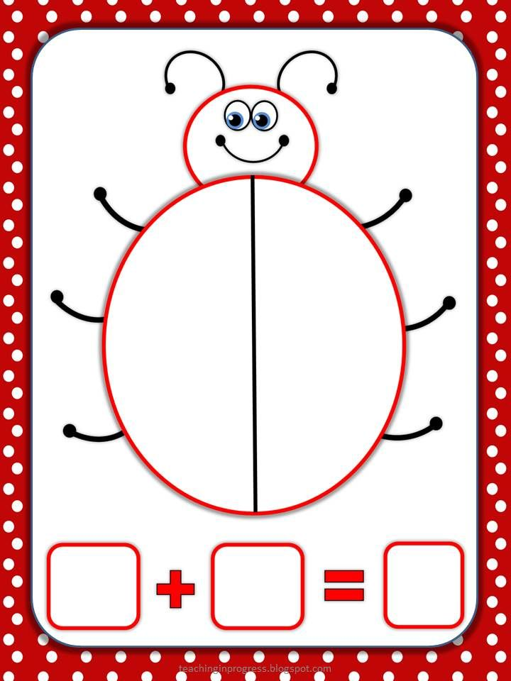 Math Composing And Decomposing Numbers Freebie