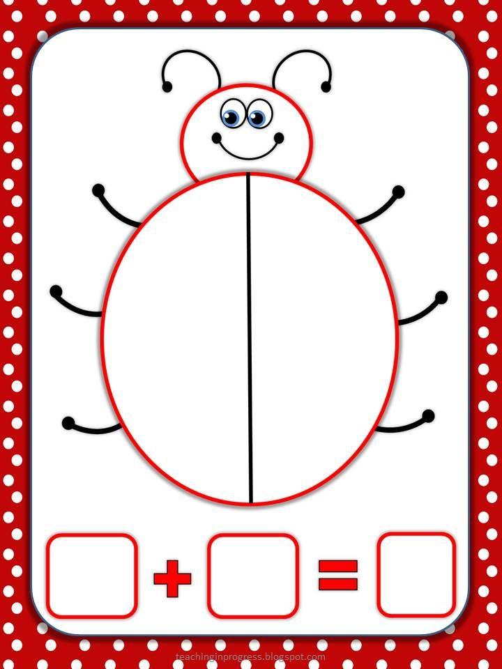 Math Composing And Decomposing Numbers Freebie Kindergarten