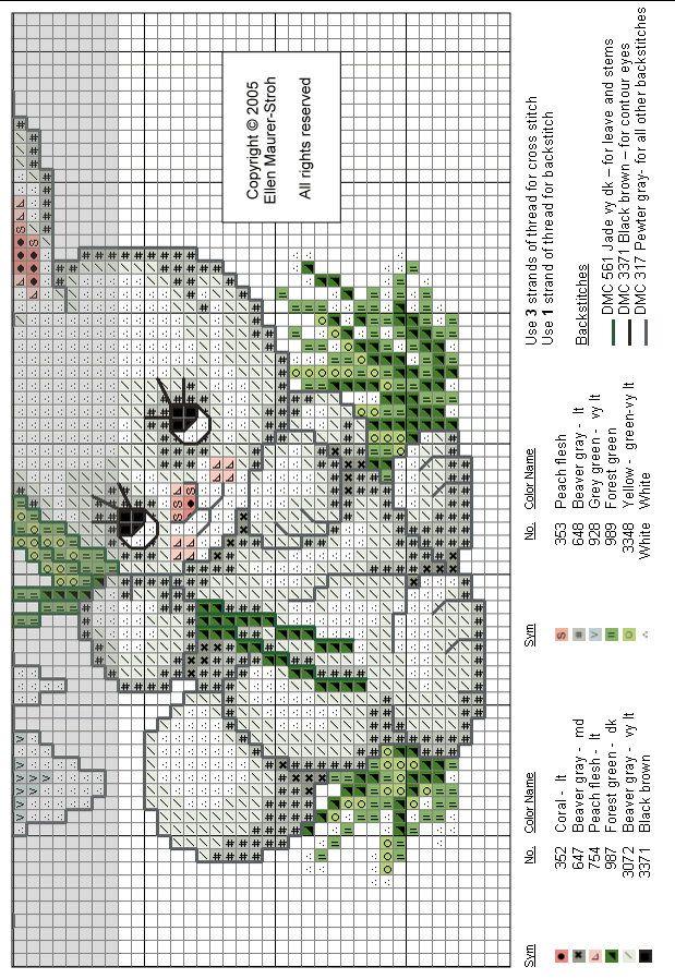Coniglietto Con Fiori 3