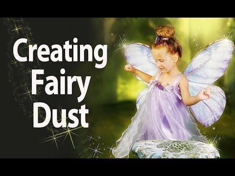 Adding Pixie Dust And Effects To Fairy Portraits – Photoshop Tutorial | New Portrait Biz Digital Photography Blog