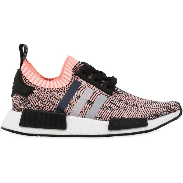 d63fbaba0 Adidas Originals Women Nmd R1 Primeknit Sneakers ( 225) ❤ liked on Polyvore  featuring shoes