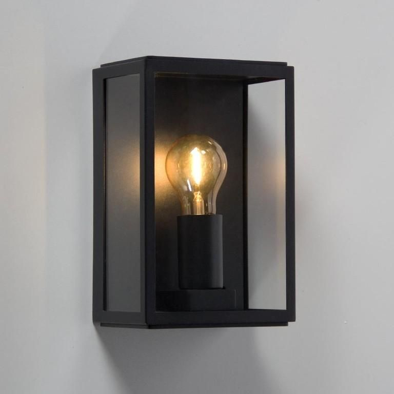 Vitrum S Outdoor Wall Sconce In 2020 Sconces Wall Lamps Living Room Black Wall Lamps