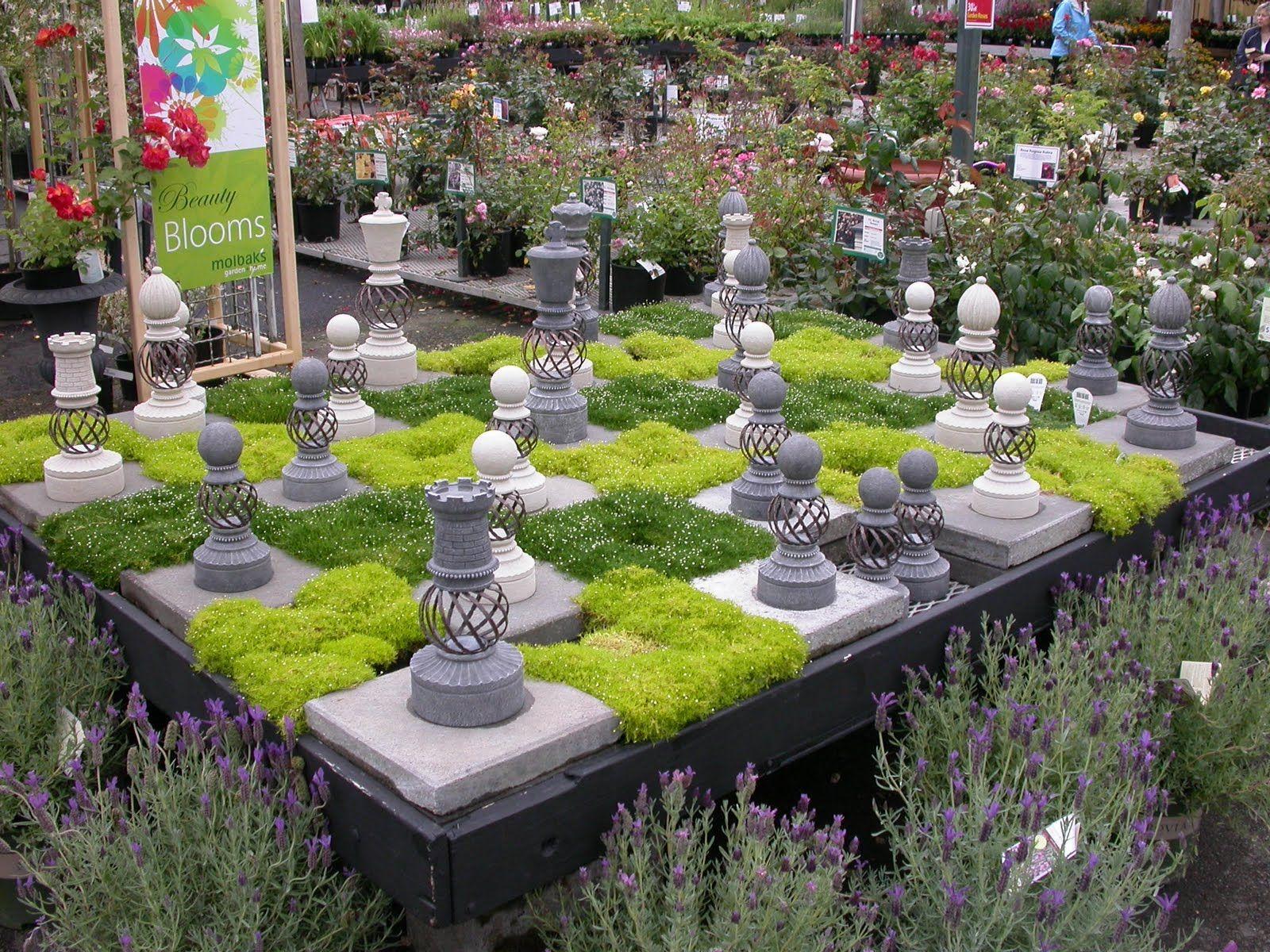Bellevue Botanical Garden Garden Center Displays Garden Shop