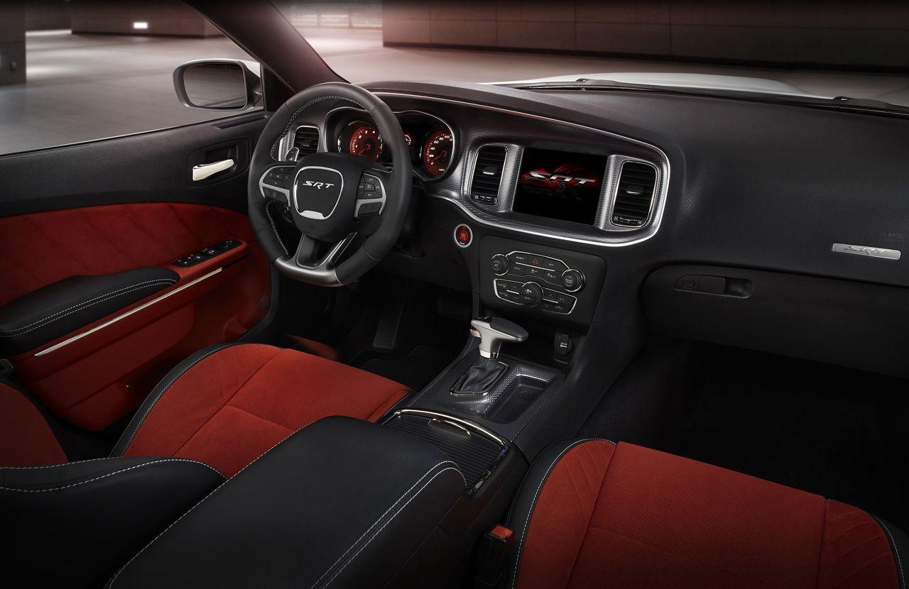 2015 Dodge Charger Srt Hellcat Interior Cockpit Dodge Charger Srt Dodge Charger Hellcat Charger Srt