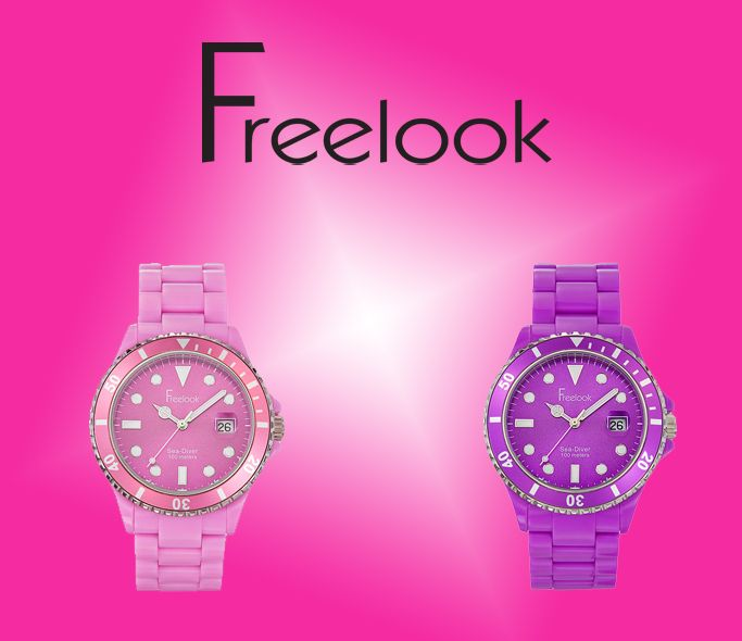 #freelook watches available at TimeZone