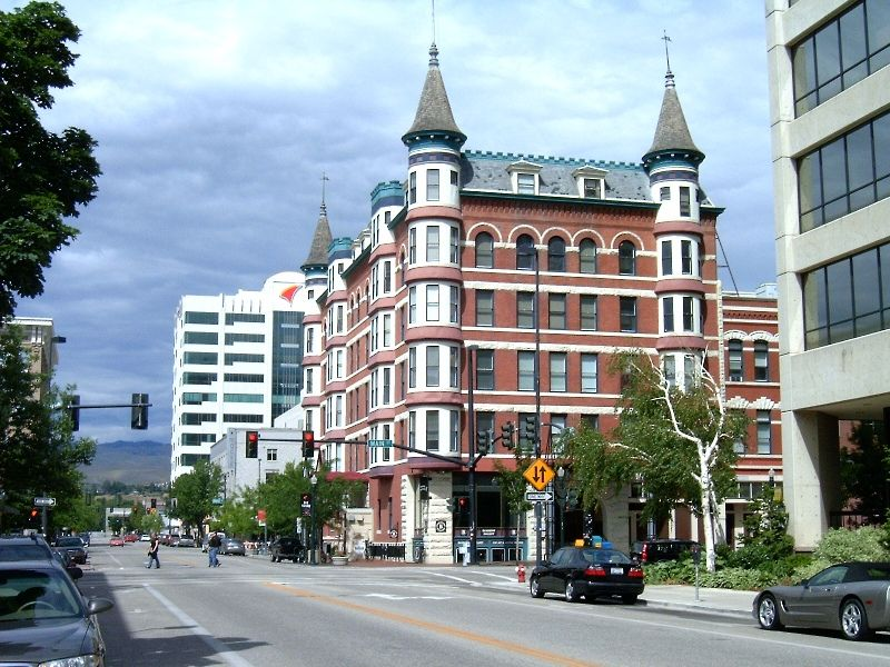 The Idanha Boise Idaho Hotel Has Played Various Roles In History