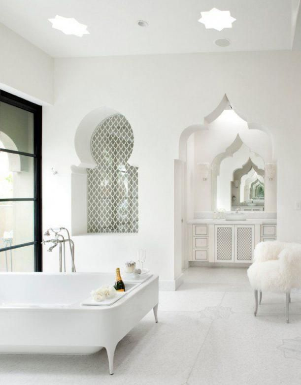 10 Easy Steps To Make The Bathroom Hotel Luxurious Style Stunning Moroccan Tile Bathroom Design Design Inspiration