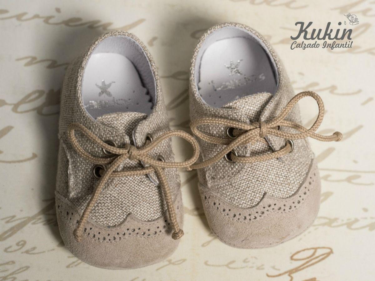 74825ad10 Los zapatitos más dulces de la mano de Landos. Hoy en el blog zapatos bebé.  Peuques