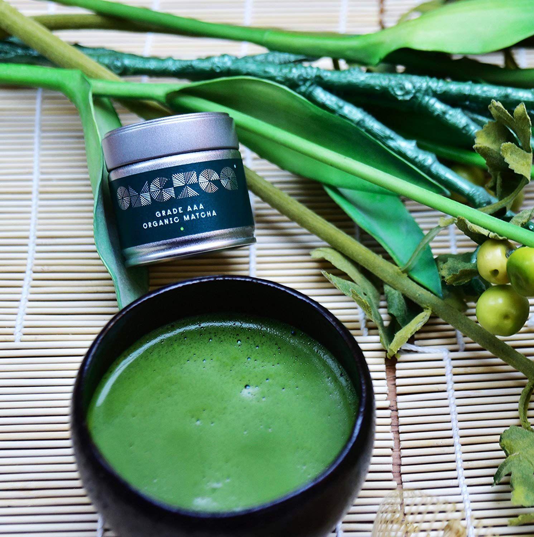 Omgtea Organic Matcha Green Tea Japanese Aaa Grade Matcha Tea