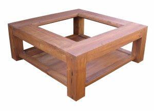 Muebles De Madera De Roble Mesas De Centro Y Mesas Laterales De Roble Mesa De Centro Madera Centros De Mesa Muebles De Madera