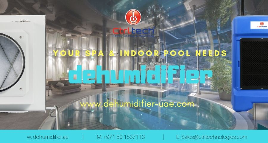 SPA Dehumidifier | Dehumidifier for swimming pool | Indoor swimming ...