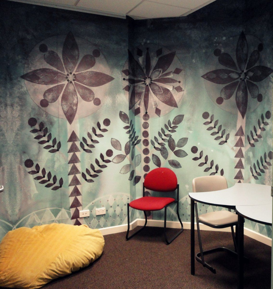 Custom Printed Removable Wallpaper Chill Out Room St Michael S Grammar Fantastic Wallpapers Removable Wallpaper Chill Out Room