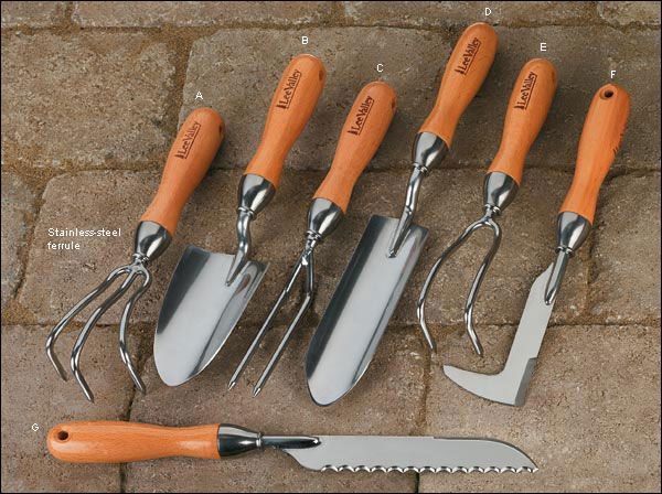 Lee Valley Premium Garden Tools Gardening Garden Tools Agricultural Tools Herb Garden Design