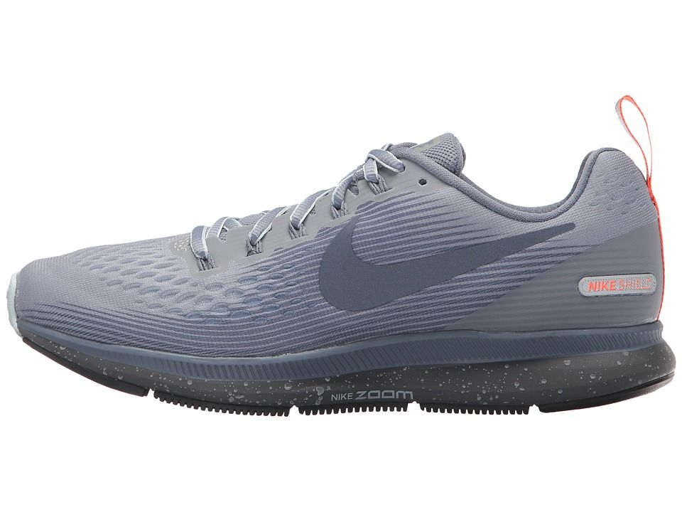 wholesale dealer 595a3 1e4f6 Nike Air Zoom Pegasus 34 Shield Women s Shoes Wolf Grey Thunder Blue Dark  Sky Blue