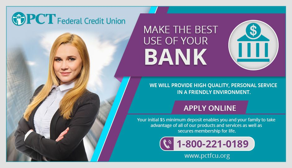 How to choose the right bank for you federal credit