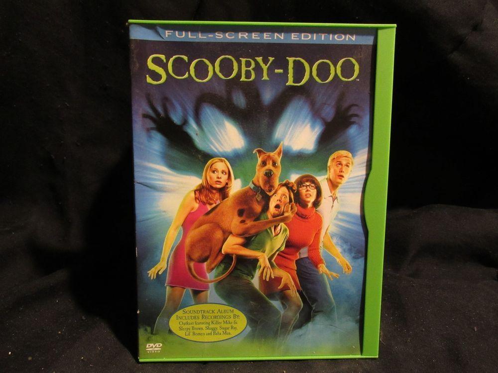 Scooby Doo The Movie Dvd 2002 Fullscreen Dvds Amp Movies Dvds Amp Blu Ray Discs Ebay Dvd Latinas Espanol