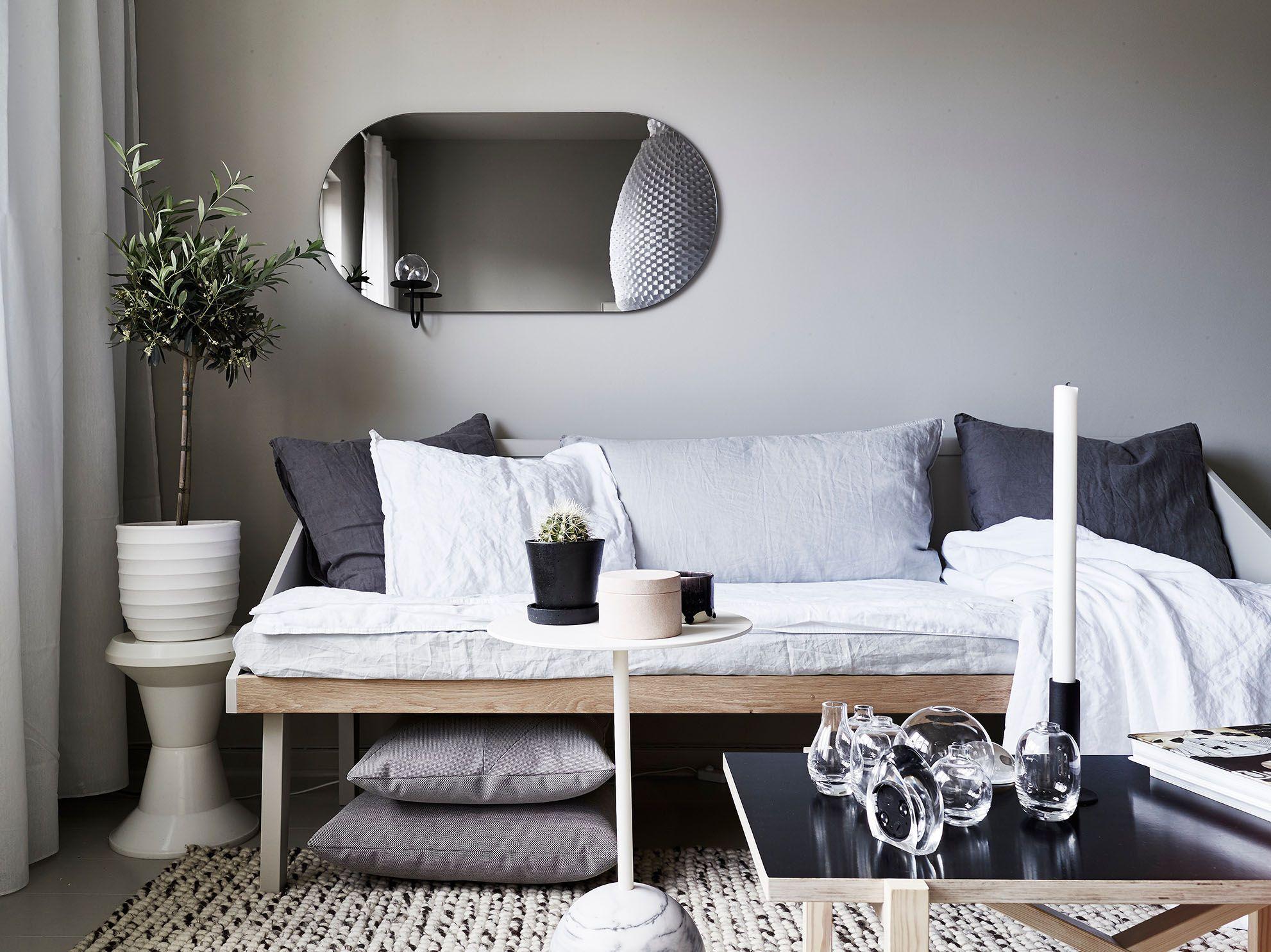 orden limpieza decoración mini piso decoración estilo nórdico ...