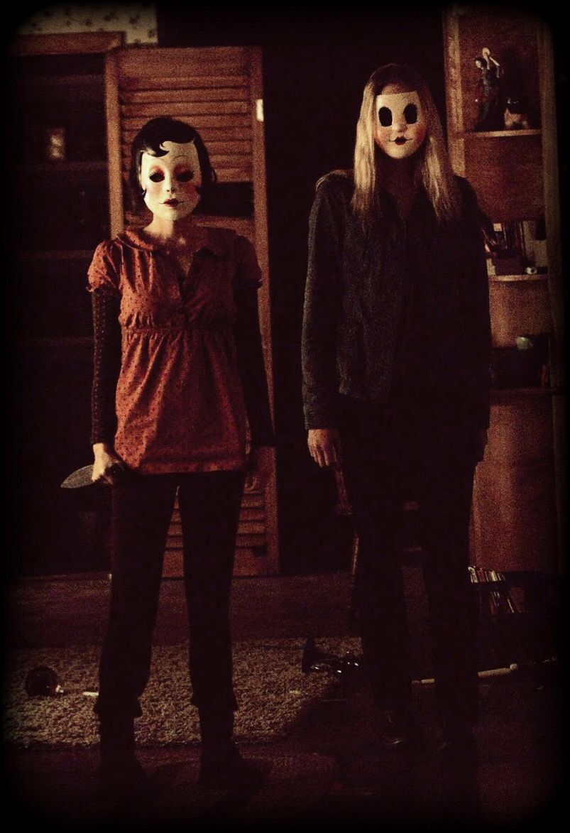 the strangers (2008) | horror movies in 2018 | pinterest | horror