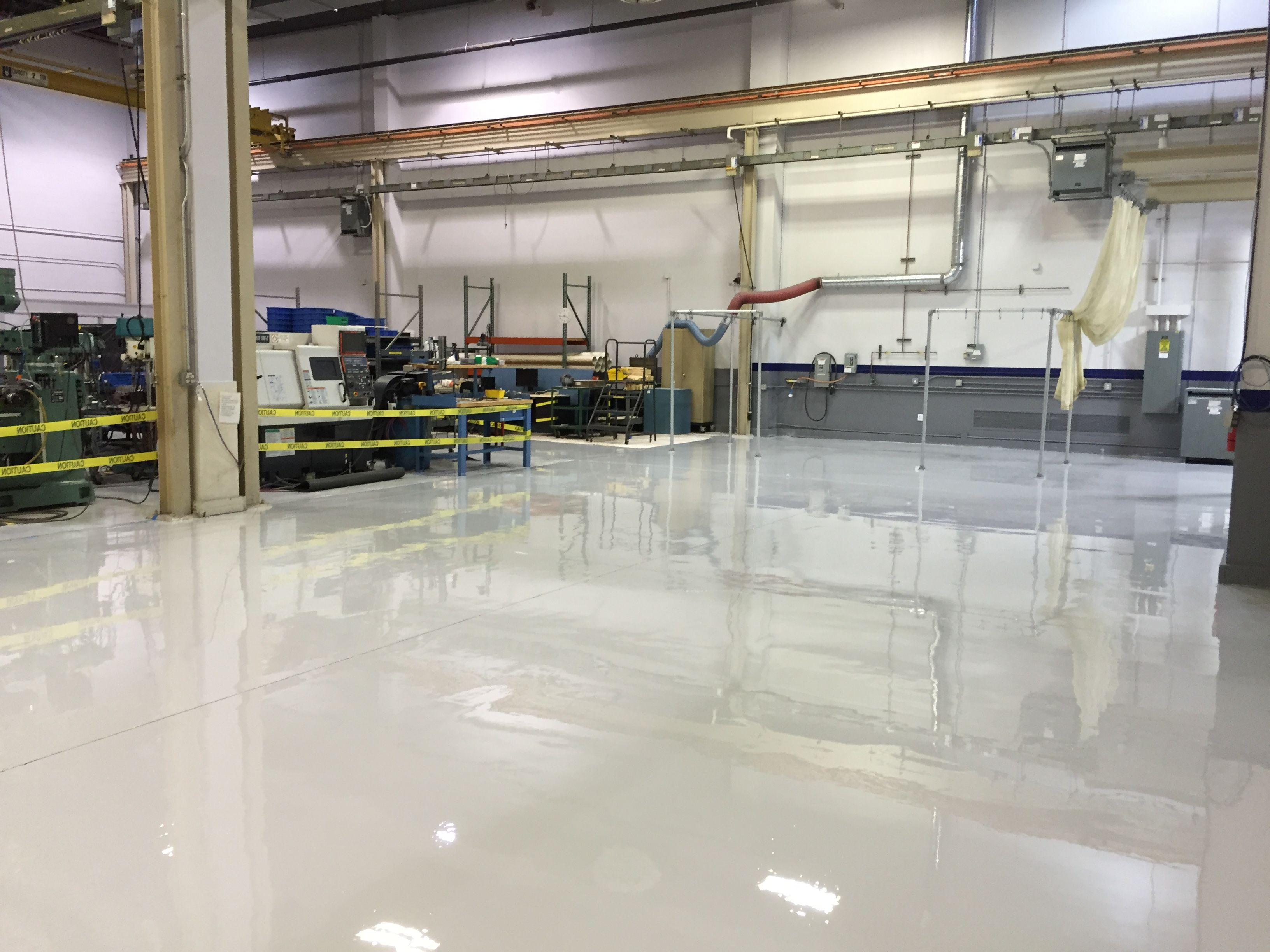 Ucrete Polyurethane Flooring Get To Know More About Ep Floors Corp Recognized As A Single Source Manufactu Concrete Floor Coatings Flooring Epoxy Floor